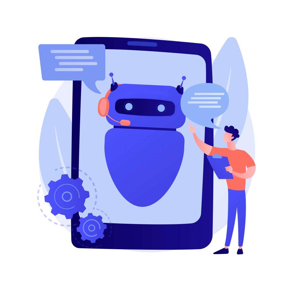 Bot and human